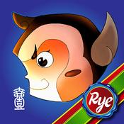RyeBooks:西游记 - 第一集:猴王出世 -by Rye Studio™